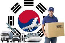 Dịch vụ gửi hàng từ Hàn Quốc về Việt Nam uy tín, chất lượng tốt