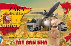 Nhận order, mua hộ hàng Tây Ban Nha về Việt Nam