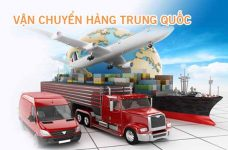 Vận chuyển hàng Trung Quốc về Việt Nam giá rẻ, an toàn