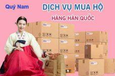 Nhận order, mua hộ hàng Hàn Quốc về Việt Nam uy tín
