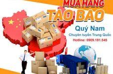 Nhận đặt hàng Taobao giá rẻ ship về Việt Nam uy tín