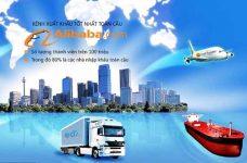 Nhận mua hộ hàng trên Alibaba về Việt Nam giá rẻ