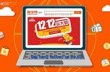Nhận đặt order hàng Taobao tại Hà Nội giá rẻ