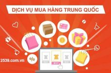 Dịch vụ mua hộ hàng Trung Quốc về Việt Nam giá rẻ