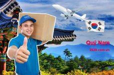 Dịch vụ gửi hàng đi Hàn Quốc tại TPHCM, Hà Nội