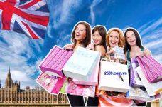 Dịch vụ order mua hộ hàng Anh UK về Việt Nam giá rẻ
