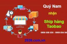 Bảng giá vận chuyển ship hàng Taobao về Việt Nam