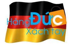 Cách nhập hàng xách tay Đức về sử dụng và kinh doanh
