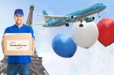 Kinh nghiệm chuyển hàng từ Pháp về Việt Nam giá rẻ