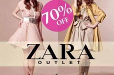 Thời điểm Zara Tây Ban Nha sale hàng giá siêu rẻ