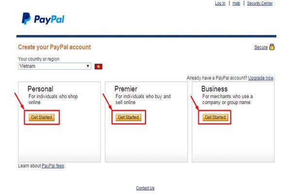 Chuyển tiền từ Việt Nam sang Mỹ bằng Paypal cũng được người tiêu dùng đánh giá cao