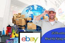 Hướng dẫn cách mua hàng trên eBay ship về Việt Nam