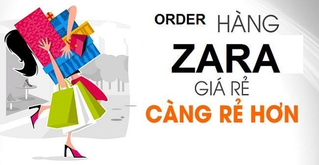 Quý Nam sẽ giúp bạn thỏa sức mua sắm món đồ Zara yêu thích