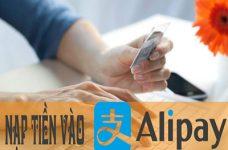 Dịch vụ nạp tiền Alipay uy tín, giá rẻ tại Quý Nam