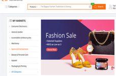 Dịch vụ order đặt hàng trên Alibaba về Việt Nam cước phí thấp