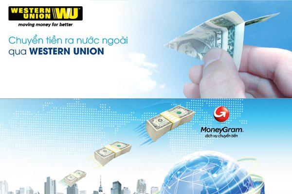 Sử dụng dịch vụ của Western Union có thể giúp bạn chuyển tiền tới bất cứ đâu trên thế giới
