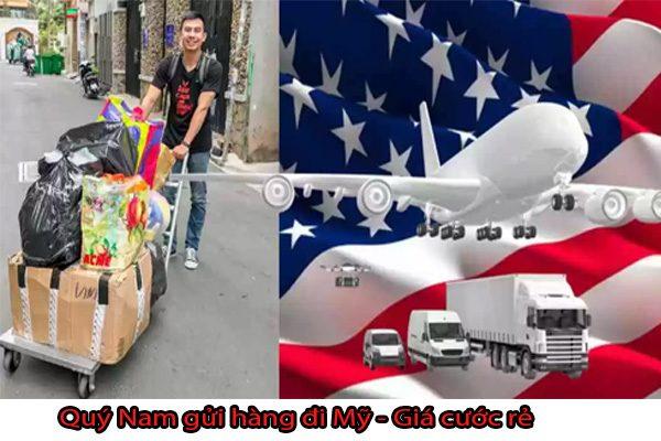 Nhu cầu gửi hàng đi Mỹ tại Việt Nam ngày càng gia tăng