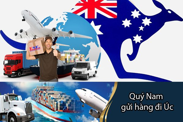 Quý Nam - Gửi hàng đi Úc nhanh chóng , an toàn