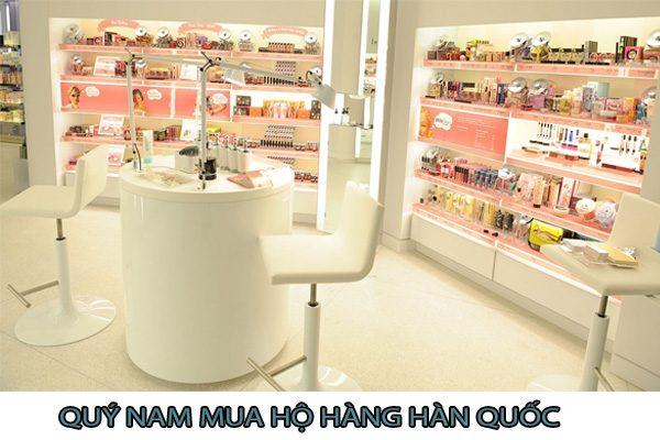 Dịch vụ order mỹ phẩm Hàn Quốc về Việt Nam tại Quý Nam mang lại nhiều tiện ích cho khách hàng