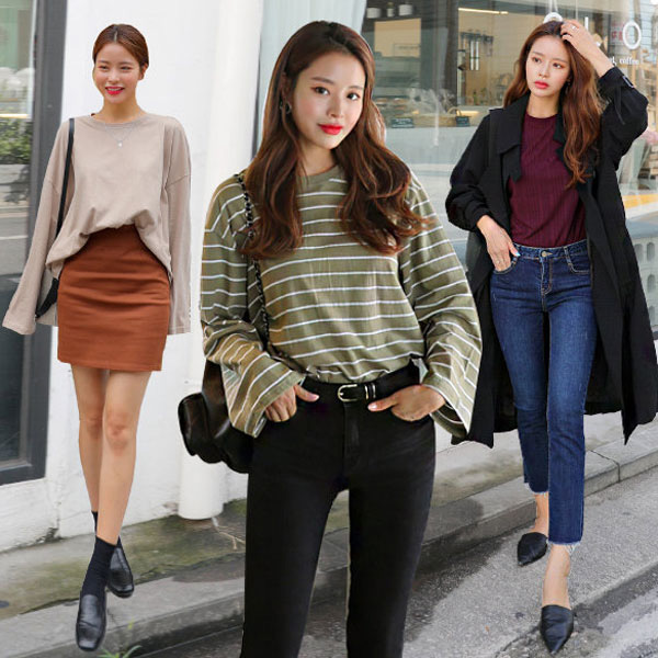 Thời trang nữ Hàn Quốc