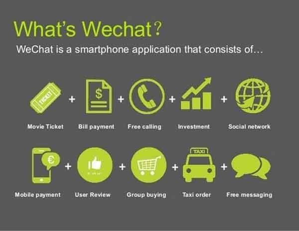WeChat là gì? Tại sao ngày càng có nhiều người sử dụng Wechat?