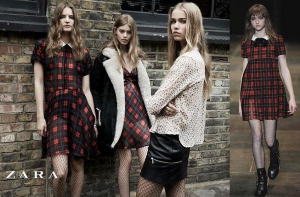 Zara – thương hiệu thời trang nổi tiếng thế giới