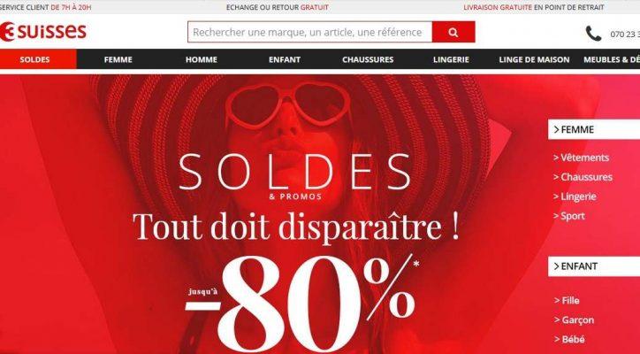 Website 3suisses là một trong các trang web mua hàng Pháp uy tín, chất lượng