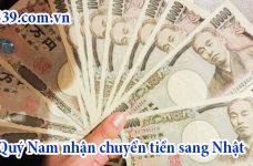 Dịch vụ chuyển tiền từ Việt Nam sang Nhật giá rẻ