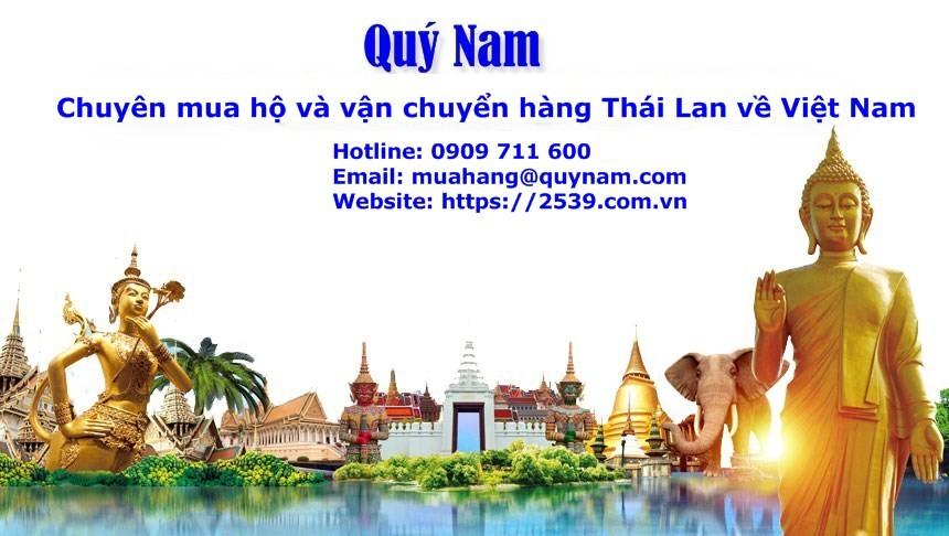 Quý Nam - đơn vị chuyên nhập hàng Thái Lan giá gốc, hàng về nhanh Quy trình nhập hàng Thái Lan giá sỉ tại Quý Nam