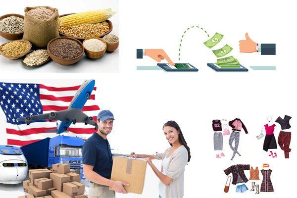Hàng từ Mỹ được Quý Nam gửi về Việt Nam an toàn, giá tốt