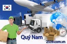 Dịch vụ ship hàng từ Hàn Quốc về Việt Nam an toàn, giá rẻ