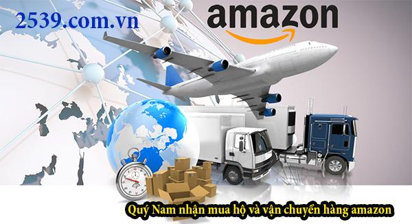 Sử dụng dịch vụ của Quý Nam giúp khách hàng mua hàng Amazon rất đơn giản.