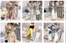 Nguồn hàng váy Quảng Châu cao cấp giá rẻ