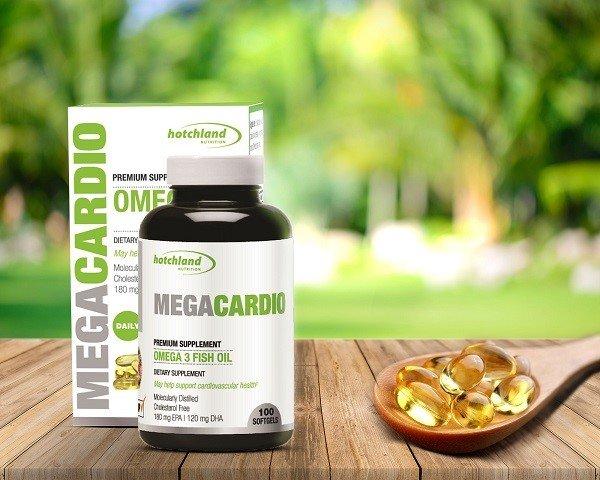 Thực phẩm chức năng Omega 3 MegaCardio