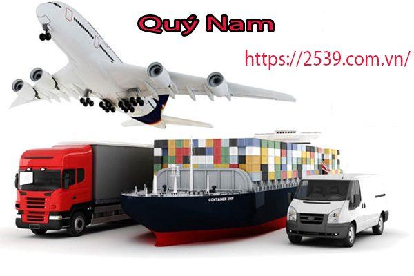 Sử dụng dịch vụ của Quý Nam để nhập hàng Mỹ về Việt Nam hiệu quả nhất.