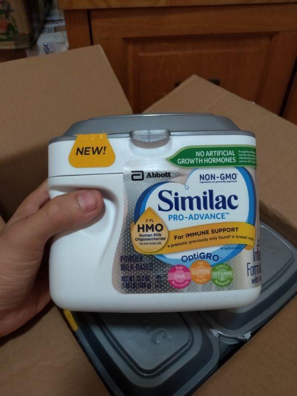 Nhập sữa Similac về bán được nhiều chủ kinh doanh chọn lựa