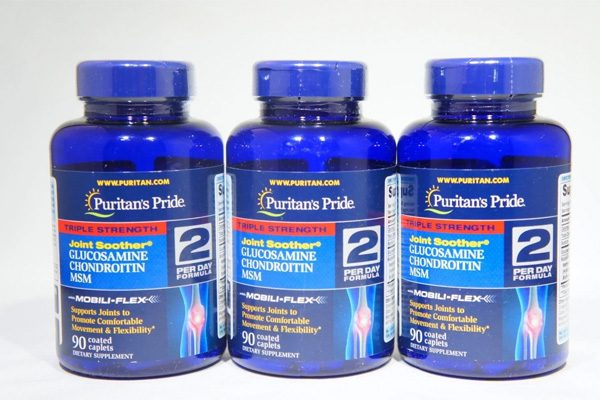 Puritan's Pride Triple Strength