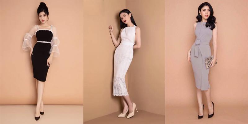 Nhập váy Quảng Châu giá tốt tại các website thương mại điện tử