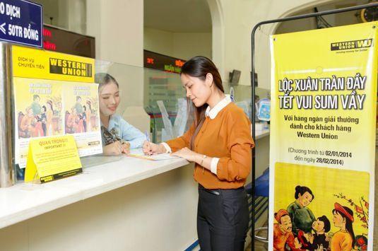 Thủ tục chuyển tiền quốc tế tại Western Union đảm bảo an toàn, minh bạch