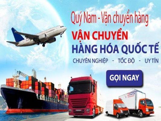 Nên lựa chọn công ty vận chuyển quốc tế có năng lực vận chuyển tốt.