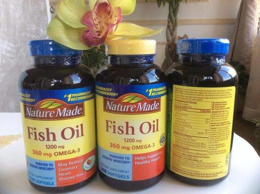 Dầu cá Mỹ là dòng sản phẩm đem đến nhiều tích cực về mặt sức khỏe cho người dùng