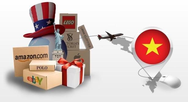 Việc nhập hàng Mỹ và chuyển về Việt Nam gây nhiều trở ngại