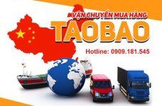 Dịch vụ vận chuyển hàng Taobao giá rẻ uy tín hàng đầu Việt Nam