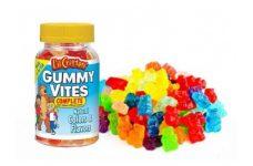 4 loại kẹo bổ sung vitamin cho bé của Mỹ được ưa chuộng nhất