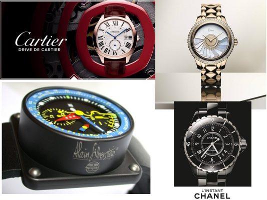 Đồng hồ Pháp là mặt hàng được thiết kế rất tinh tế và sang trọng.