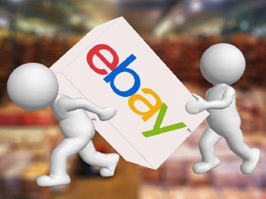 Ebay.com là trang web đấu giá và mua sắm online nổi tiếng của Mỹ