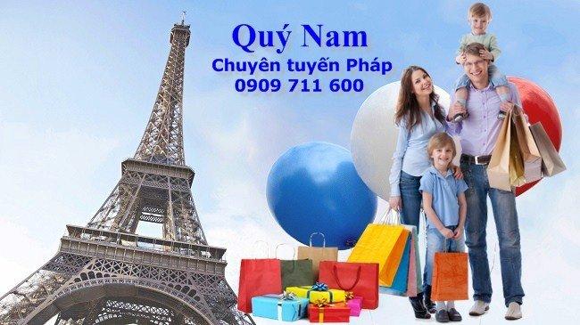 Sử dụng dịch vụ mua hộ hàng Pháp để nhập hàng hiệu quả nhất.