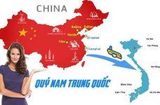 Cách nhập phụ tùng xe 4 bánh Trung Quốc về Việt Nam hiệu quả nhất