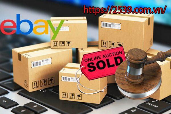 Quý Nam cung cấp dịch vụ chuyển hàng eBay về Việt Nam