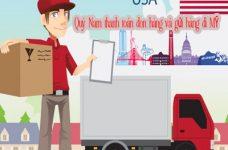 Lựa chọn công ty gửi hàng đi Mỹ uy tín có khó không?